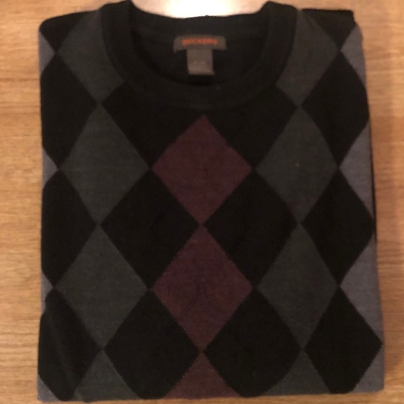 Dockers Other - Dockers argyle sweater.